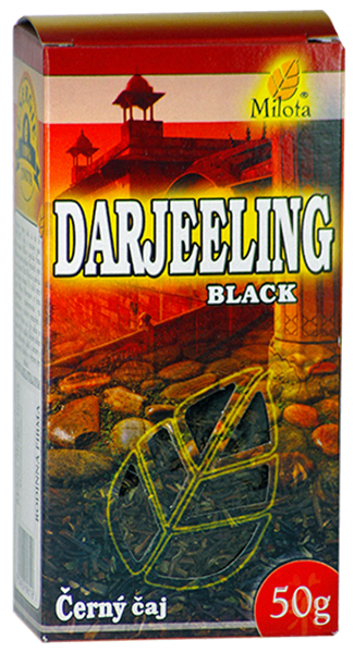 India Darjeeling black FTGFOPI 50g